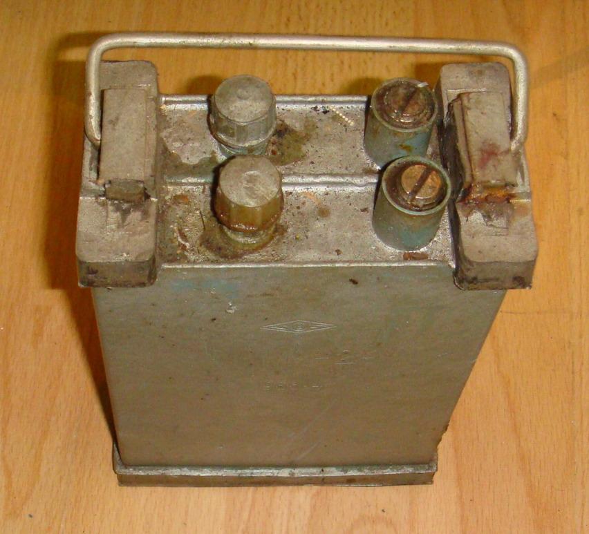 Принимаем старые нерабочие аккумуляторы